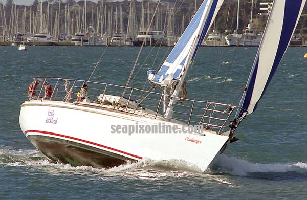 Challenger (Pride of Auckland) ID 322