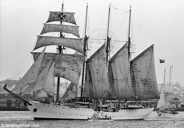 Esmeralda, Don Juan de Austria, Spirit of Adventure, Spirit of the Pacific, Deodar I ID 2026