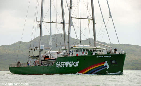 Rainbow Warrior (3) 9575383 ID 8521