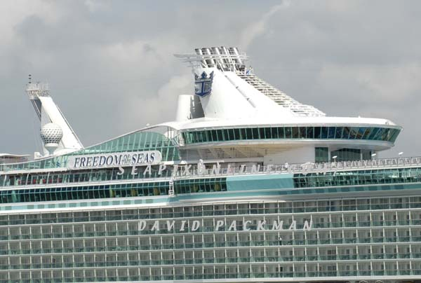 Freedom of the Seas 9304033 ID 3348