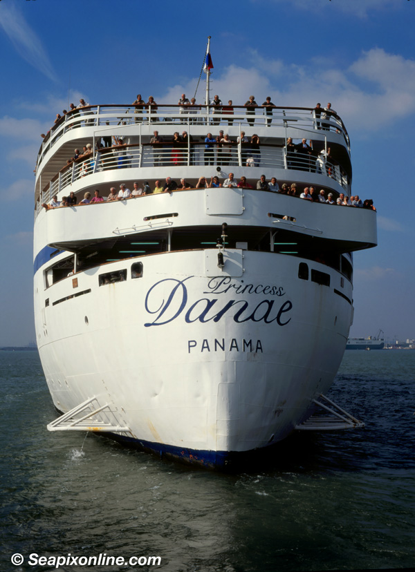 Princess Danae, Baltica, Starlight Express, Danae, Therissos Express, Port Melbourne, Anar, Lisboa 5282483 ID 1568