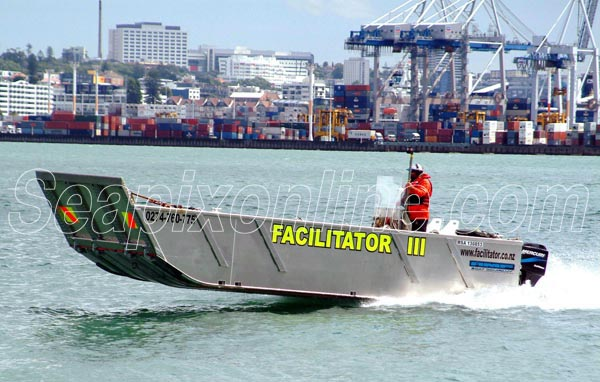 Facilitator III (barge) 0 ID 4732