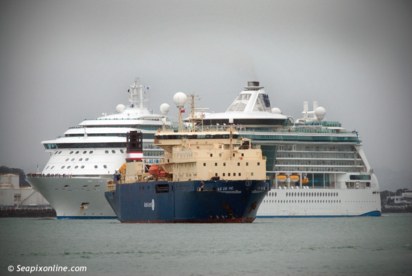 Radiance of the Seas, Ile de Re, Prerow, Gleichberg, City of Dublin 9195195 ID 7083
