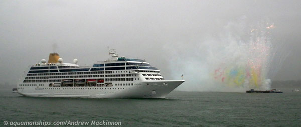 Adonia, Royal Princess, Minerva II, R Eight, Azamara Pursuit 9210220 ID 8065
