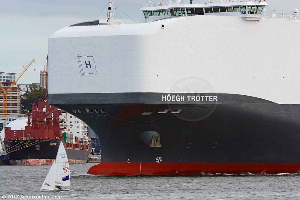 Hoegh Trotter 9710749 ID 10927