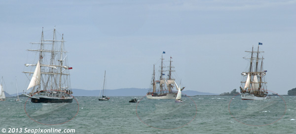 Lord Nelson, Europa, Picton Castle ID 9237
