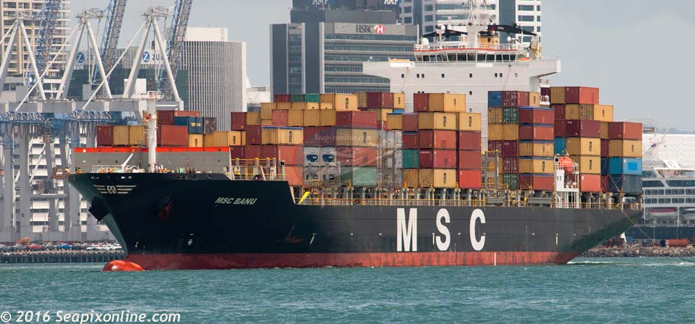 MSC Banu, MSC Queensland, Northern Devotion 9263332 ID 10310