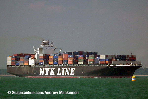 NYK Altair 9468308 ID 8155