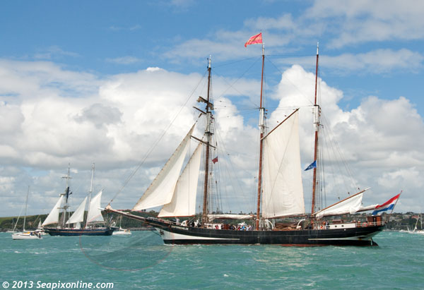 Oosterschelde, Young Endeavour ID 9280